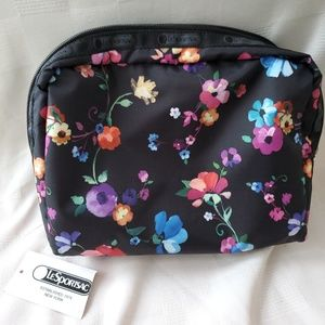 LESPORTSAC XL MAKEUP BAG New